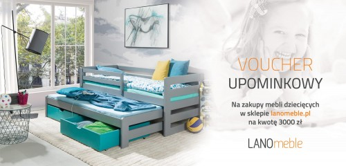 Voucher upominkowy Lano Meble